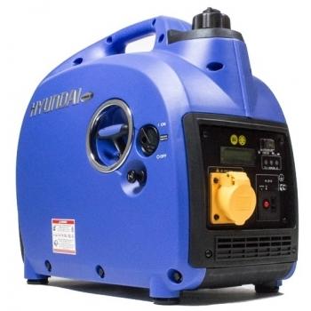 Generator de curent HYUNDAI, HY2000Si, monofazic, putere 2 kW, benzina, putere motor 3.2 Cp, tensiune 230 V, pornire manuala, digital / tip inverter #6