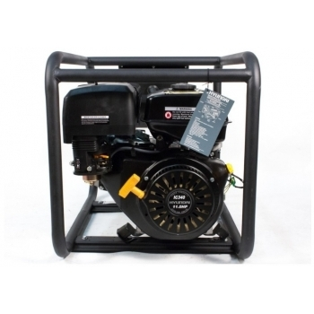 Generator de curent Hyundai, HY6000, monofazic, putere 4.4 kW, benzina, putere motor 11 Cp, tensiune 230 V, pornire manuala, AVR inclus #2