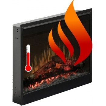 Focar electric 26'' cu sunet 3D Dimplex Optiflame DF-2608-EU #3