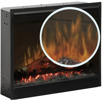 Focar electric 26'' cu sunet 3D Dimplex Optiflame DF-2608-EU #4