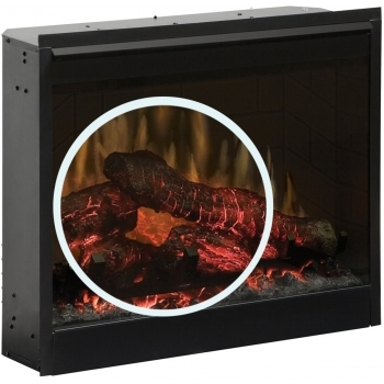 Focar electric 26'' cu sunet 3D Dimplex Optiflame DF-2608-EU #5