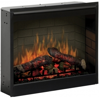 Focar electric 26'' cu sunet 3D Dimplex Optiflame DF-2608-EU