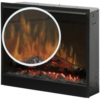 Focar electric 26'' cu sunet 3D Dimplex Optiflame DF-2608-EU #6