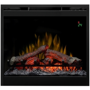 Focar electric 26'' cu sunet 3D Dimplex Optiflame DF-2624-L #1