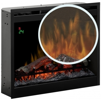 Focar electric 26'' cu sunet 3D Dimplex Optiflame DF-2624-L #4