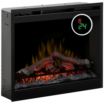 Focar electric 26'' cu sunet 3D Dimplex Optiflame DF-2624-L #6