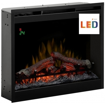 Focar electric 26'' cu sunet 3D Dimplex Optiflame DF-2624-L #3