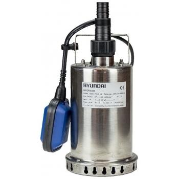 Pompa submersibila HYUNDAI HY-EPIC400, apa murdara, putere motor 400 W, debit maxim 8100/h cu plutitor