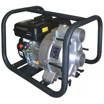Motopompa HYUNDAI HYT80, benzina, apa murdara, putere motor 7 CP, debit maxim 750 l/min, pornire manuala