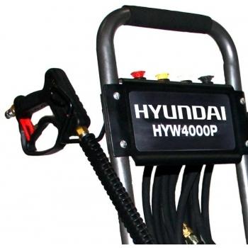 Aparat de spalat sub presiune Hyundai HYW4000P, putere motor 14 CP, debit apa 15 l/min, presiune 270 bar #2
