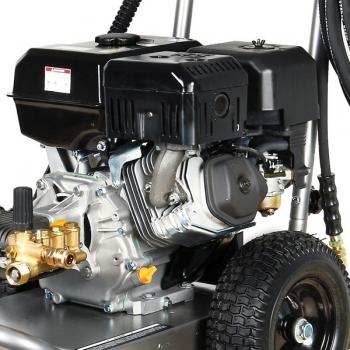 Aparat de spalat sub presiune Hyundai HYW4000P, putere motor 14 CP, debit apa 15 l/min, presiune 270 bar #4