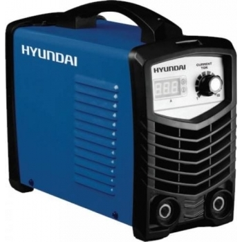 Invertor de sudura Hyundai  MMA-122, 4.8 KVA, 20-120 A, 65 V, electrod  1.6-3.2 mm