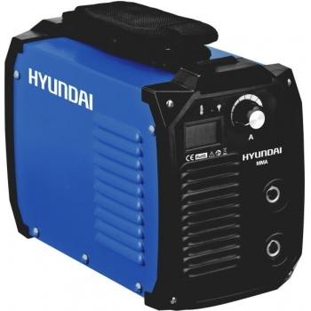 Invertor de sudura Hyundai  MMA-141, 5.6 KVA, 10-140 A, 65 V, electrod  4 mm, monofazat