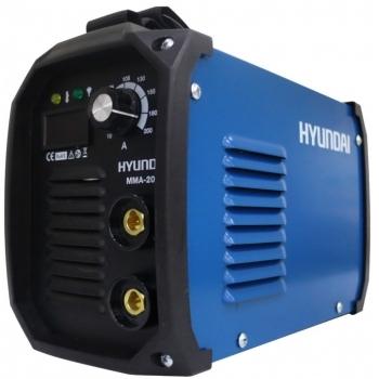 Invertor de sudura Hyundai  MMA-161, 6.6 KVA, 10-160 A, 65 V, electrod  4 mm, monofazat #2