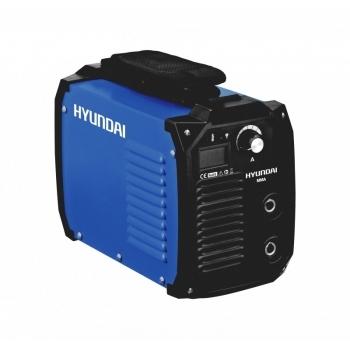 Invertor de sudura Hyundai  MMA-161, 6.6 KVA, 10-160 A, 65 V, electrod  4 mm, monofazat