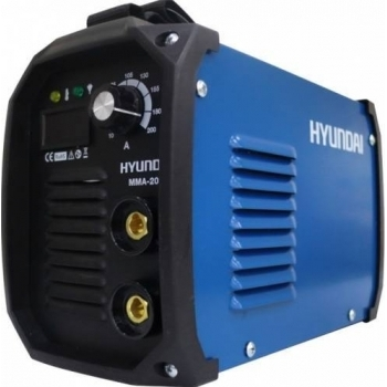Invertor de sudura Hyundai  MMA-201, 9 KVA, 10-200 A, 65 V, electrod  5 mm, monofazat #2