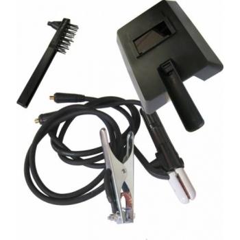 Invertor de sudura Hyundai  MMA-201, 9 KVA, 10-200 A, 65 V, electrod  5 mm, monofazat #4