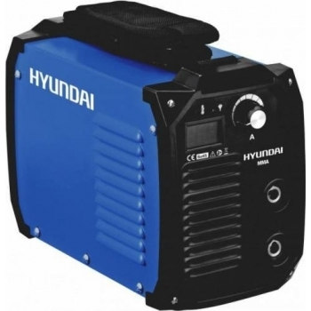 Invertor de sudura Hyundai  MMA-201, 9 KVA, 10-200 A, 65 V, electrod  5 mm, monofazat