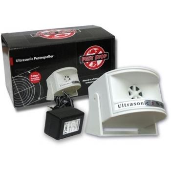 Dispozitiv cu ultrasunete pentru rozatoare Ultrasonic pestpeller, Pest Stop