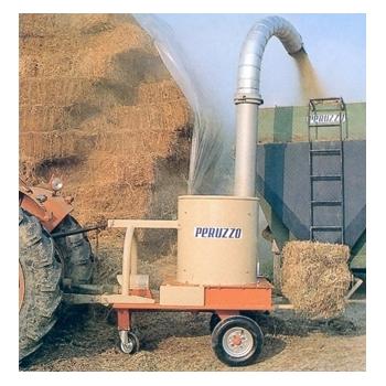 Tocator baloti TR600 Electric, trifazic, 10Cp, marime tocatura 1-5 cm, productivitate 80-120 baloti/ora #2