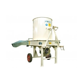Tocator baloti TR600 Tractor, putere tractor 30Cp, marime tocatura 1-5 cm, productivitate 80-150 baloti/ora