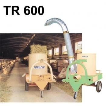 Tocator baloti TR600 Tractor, putere tractor 30Cp, marime tocatura 1-5 cm, productivitate 80-150 baloti/ora #4