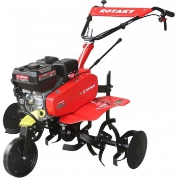 Motosapa Rotakt RO75S cu roti de cauciuc, benzina, putere 7 Cp, latime de lucru 56-83 cm, pornire la sfoara, 2 viteze inainte + 1 inapoi #3