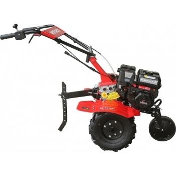 Motosapa Rotakt RO75S cu roti de cauciuc, benzina, putere 7 Cp, latime de lucru 56-83 cm, pornire la sfoara, 2 viteze inainte + 1 inapoi #4