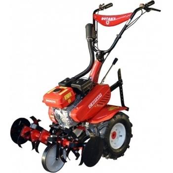 Motosapa Rotakt ROG75 cu roti de cauciuc, benzina, putere 7 Cp, latime de lucru 56-83 cm, pornire la sfoara, 2 viteze inainte + 1 inapoi #6