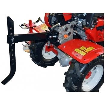Motosapa Rotakt ROG75 cu roti de cauciuc, benzina, putere 7 Cp, latime de lucru 56-83 cm, pornire la sfoara, 2 viteze inainte + 1 inapoi #3