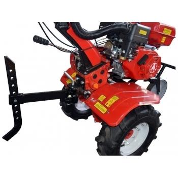 Motosapa Rotakt ROG80 cu roti de cauciuc, benzina, putere 7 Cp, latime de lucru 56-83 cm, pornire la sfoara, 2 viteze inainte + 1 inapoi #7