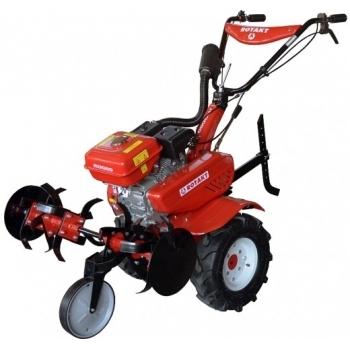 Motosapa Rotakt ROG80 cu roti de cauciuc, benzina, putere 7 Cp, latime de lucru 56-83 cm, pornire la sfoara, 2 viteze inainte + 1 inapoi #3