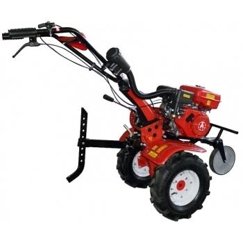 Motosapa Rotakt ROG80 cu roti de cauciuc, benzina, putere 7 Cp, latime de lucru 56-83 cm, pornire la sfoara, 2 viteze inainte + 1 inapoi #4