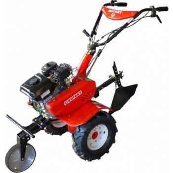 Motosapa Rotakt ROG80BS cu roti de cauciuc, benzina, putere 7 Cp, latime de lucru 56-83 cm, pornire la sfoara, 2 viteze inainte + 1 inapoi #4