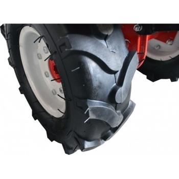 Motosapa Rotakt ROG80BS cu roti de cauciuc, benzina, putere 7 Cp, latime de lucru 56-83 cm, pornire la sfoara, 2 viteze inainte + 1 inapoi #6