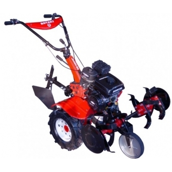 Motosapa Rotakt ROG80BS cu roti de cauciuc, benzina, putere 7 Cp, latime de lucru 56-83 cm, pornire la sfoara, 2 viteze inainte + 1 inapoi #2