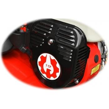 Motosapa Rotakt RO500 cu roti de cauciuc, benzina, putere 7 Cp, latime de lucru 56-86 cm, pornire la sfoara, 2 viteze inainte + 1 inapoi #13