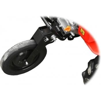 Motosapa Rotakt RO500 cu roti de cauciuc, benzina, putere 7 Cp, latime de lucru 56-86 cm, pornire la sfoara, 2 viteze inainte + 1 inapoi #11