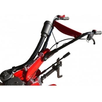 Motosapa Rotakt RO500 cu roti de cauciuc, benzina, putere 7 Cp, latime de lucru 56-86 cm, pornire la sfoara, 2 viteze inainte + 1 inapoi #7