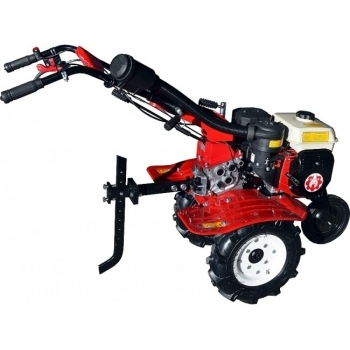 Motosapa Rotakt RO500 cu roti de cauciuc, benzina, putere 7 Cp, latime de lucru 56-86 cm, pornire la sfoara, 2 viteze inainte + 1 inapoi #4
