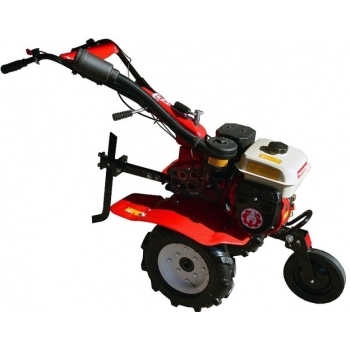 Motosapa Rotakt RO500 cu roti de cauciuc, benzina, putere 7 Cp, latime de lucru 56-86 cm, pornire la sfoara, 2 viteze inainte + 1 inapoi #5