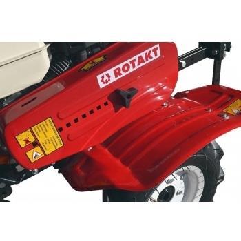 Motosapa Rotakt RO500 cu roti de cauciuc, benzina, putere 7 Cp, latime de lucru 56-86 cm, pornire la sfoara, 2 viteze inainte + 1 inapoi #8