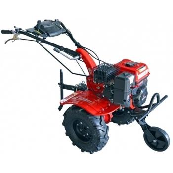 Motosapa Rotakt RO100S cu roti de cauciuc, benzina, putere 7 Cp, latime de lucru 56-105 cm, pornire la sfoara, 2 viteze inainte + 1 inapoi #3