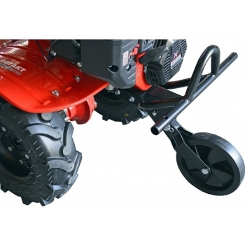 Motosapa Rotakt RO100S cu roti de cauciuc, benzina, putere 7 Cp, latime de lucru 56-105 cm, pornire la sfoara, 2 viteze inainte + 1 inapoi #7