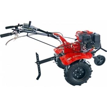 Motosapa Rotakt RO100S cu roti de cauciuc, benzina, putere 7 Cp, latime de lucru 56-105 cm, pornire la sfoara, 2 viteze inainte + 1 inapoi #4