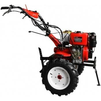 Motocultor Rotakt RO135E cu roti de cauciuc si plug reversibil, motorina, putere 9 Cp, latime de lucru 56-135 cm, aprindere prin compresie, 2 viteze inainte + 1 inapoi #3
