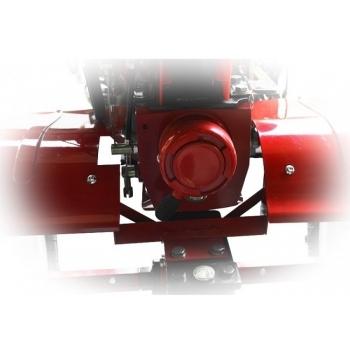 Motocultor Rotakt RO135E cu roti de cauciuc si plug reversibil, motorina, putere 9 Cp, latime de lucru 56-135 cm, aprindere prin compresie, 2 viteze inainte + 1 inapoi #4