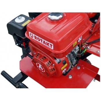 Motosapa Rotakt RO105-7B cu roti de cauciuc, benzina, putere 7 Cp, latime de lucru 56-105 cm, pornire la sfoara, 2 viteze inainte + 1 inapoi #5