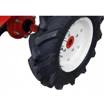 Motosapa Rotakt RO105-7B cu roti de cauciuc, benzina, putere 7 Cp, latime de lucru 56-105 cm, pornire la sfoara, 2 viteze inainte + 1 inapoi #4