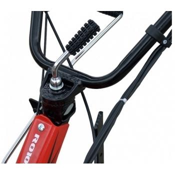 Motosapa Rotakt RO105-7B cu roti de cauciuc, benzina, putere 7 Cp, latime de lucru 56-105 cm, pornire la sfoara, 2 viteze inainte + 1 inapoi #3